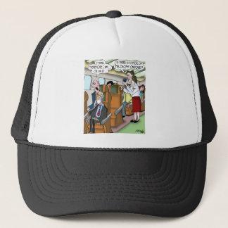 Flying Cartoon 9420 Trucker Hat