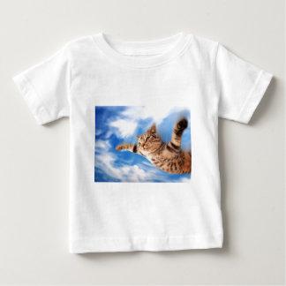 flying cat baby T-Shirt