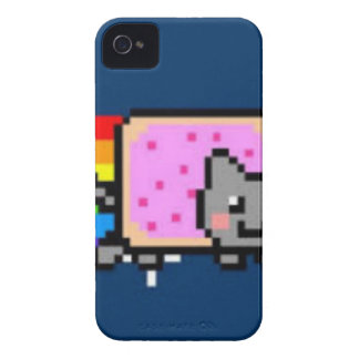 flying cat iPhone 4 cover