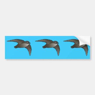 Flying Chimney Swift Bumper Stickers