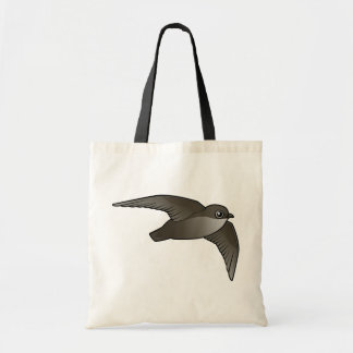 Flying Chimney Swift Tote Bag