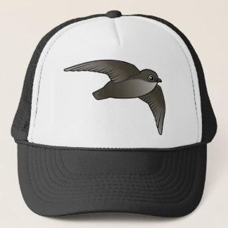 Flying Chimney Swift Trucker Hat