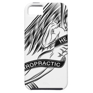 Flying Chiropractic Angel iPhone SE/5/5s Case
