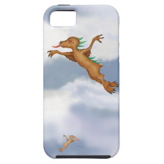 Flying Chupacabra IPhone 5  Case