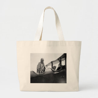 Flying Coach, 1920s Canvas Bags
