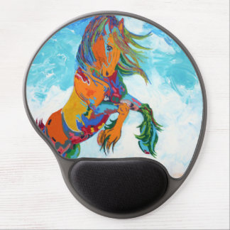 Flying Colors Gel Mouse Pad