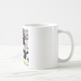Flying crane_tsc02b coffee mug