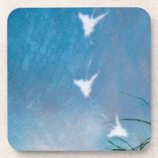 flying cranes coaster