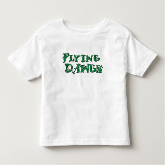 Flying Dawgs Stacked Logo Green Tees