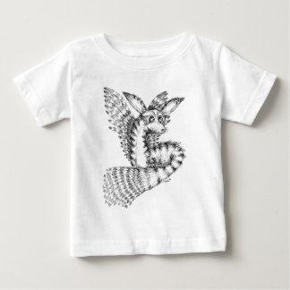Flying Desert Vulpix Baby T-Shirt