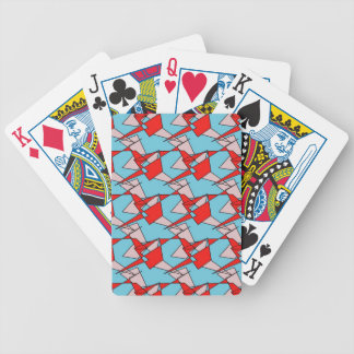 Flying Design Playing Cards