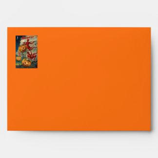 Flying Devils Jack O' Lantern Smoke Envelope