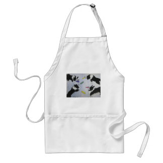 Flying Disc Dogs Aprons