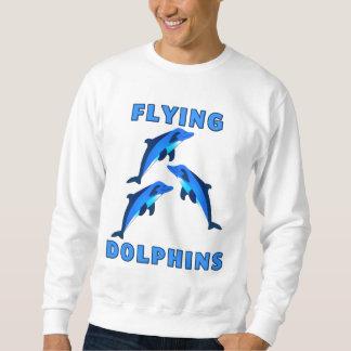 Flying Dolphins Sweatshirt