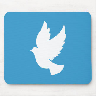 Flying Dove Mouse Pad