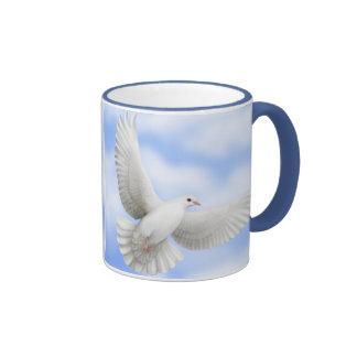 Flying Dove Mug