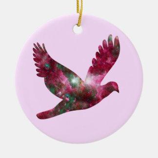 Flying Dove Ornament