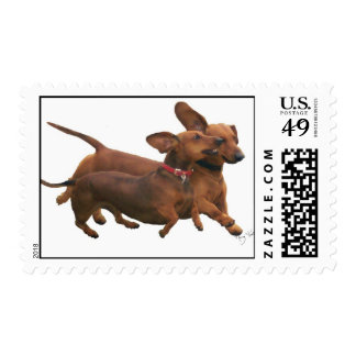 Flying Doxies Stamp