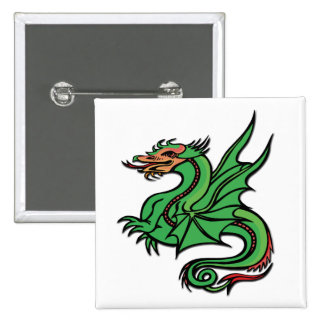 Flying Dragon Buttons