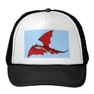 Flying Dragon cap Trucker Hat