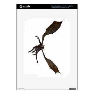 Flying Dragon iPad 3 Decal