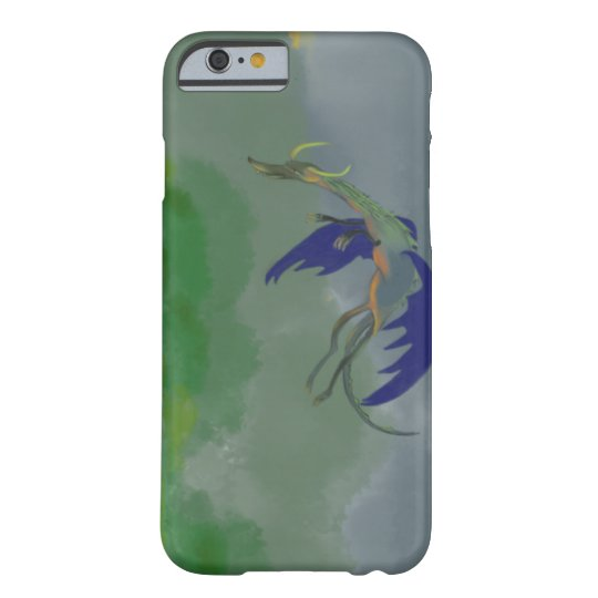 Flying Dragon iPhone/iPad/Samsung/Motorolla feat. Barely There iPhone 6 Case