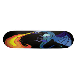 Flying Dragon Skateboard