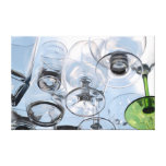 flying drink-ware gallery wrapped canvas