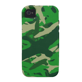 Flying Duck Camo iPhone 4/4S Case