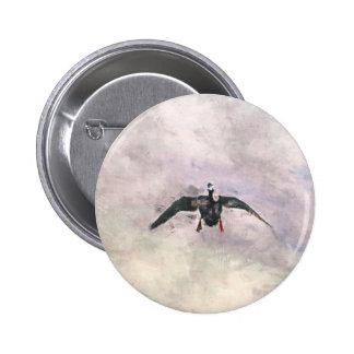 Flying Duck Pin