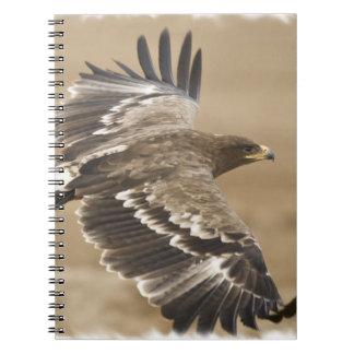 Flying Eagle Bird Notebook