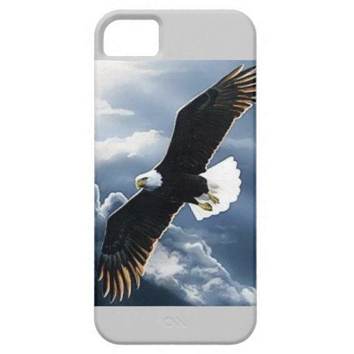Flying Eagle iPhone 5 Cases