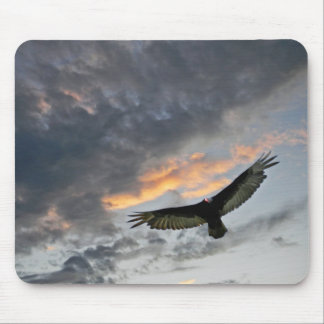 Flying Eagle Mouse Pad