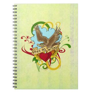 Flying Eagle Journals