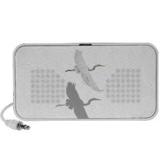Flying Egret 1 Speakers Laptop Speaker