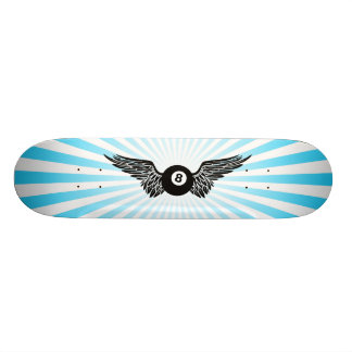flying eightball skateboard