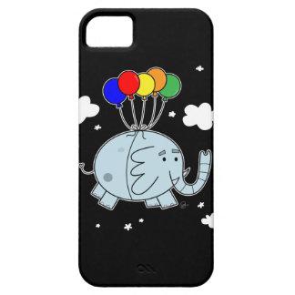 Flying Elephant - iPhone Case