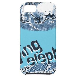 flying elephant iPhone SE/5/5s case
