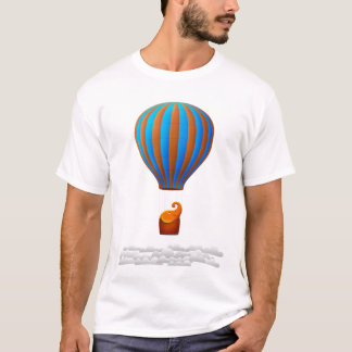 Flying Elephant T-Shirt