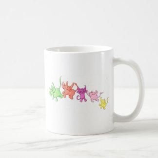 Flying Elephants Coffee Mug