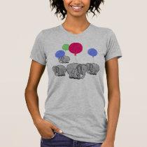 Flying elephants T-Shirt