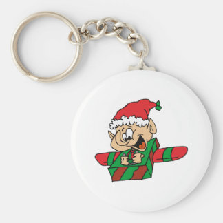 Flying Elf Key Chains