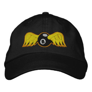 Flying Eye 8 Ball Cap