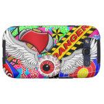 Flying eyeball phone case galaxy s3 cases