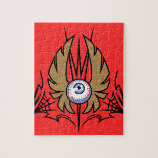 Flying Eyeball Puzzle