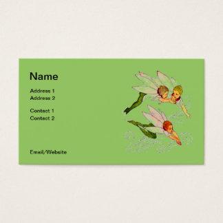 Flying Fairies Business Card