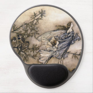 Flying Fairies Gel Mouse Pad