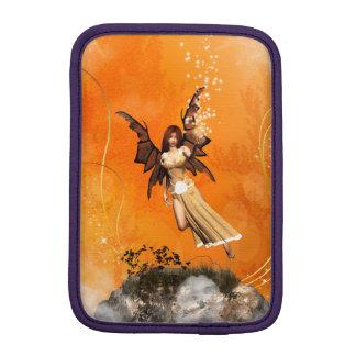 Flying fairy sleeve for iPad mini