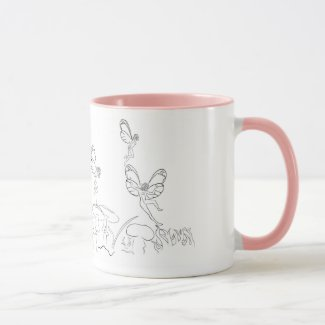 Flying Fairys… Mug