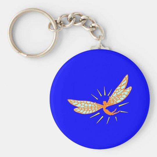 flying Fee flying fairy Keychain